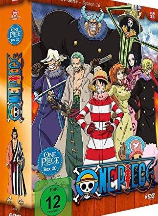 One Piece Box 20 Test