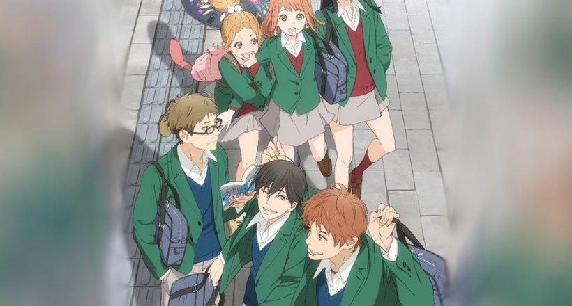 Anime Orange Teaser Veröffentlichtung Release Deutschland KSM Anime