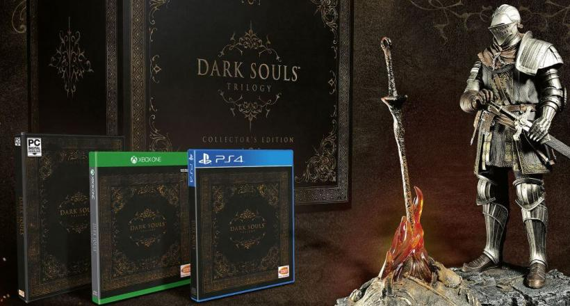 Dark Souls Trilogy Collectors Edition Inhalt, Preis, Release