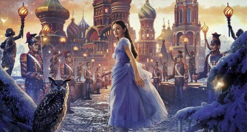 Der Nussknacker und die vier Reiche DVD Blu-ray