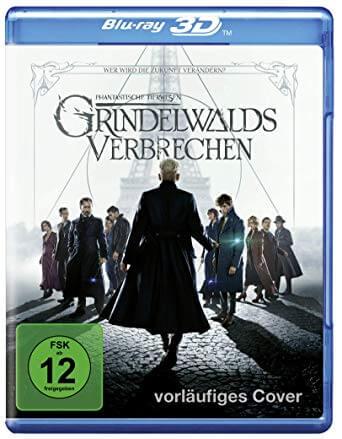 Grindelwalds Verbrechen Dvd