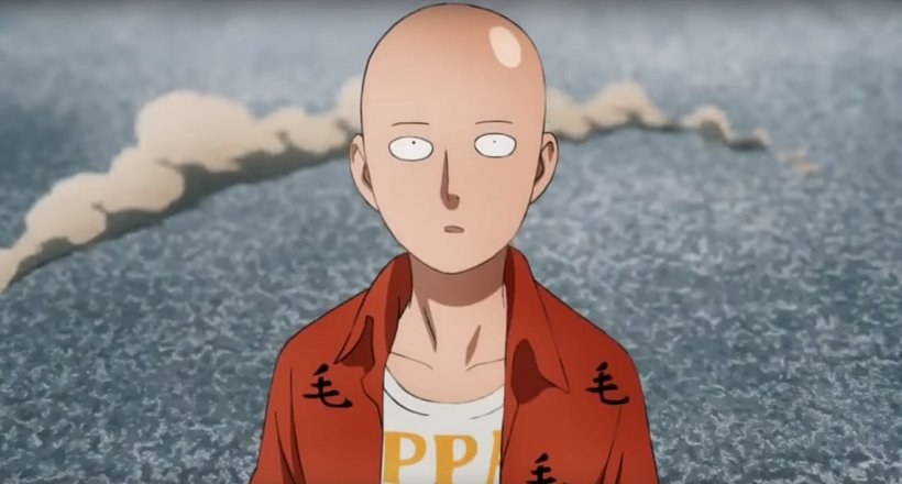 One Punch Man Season 2 Trailer Copyright: ONE, Yusuke Murata, Shueisha