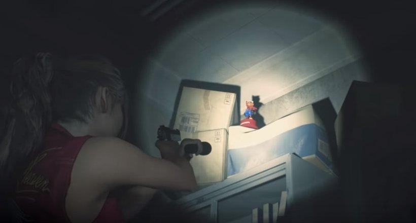 Resident Evil 2 Mr Raccoon Locations Fundorte Video Guide
