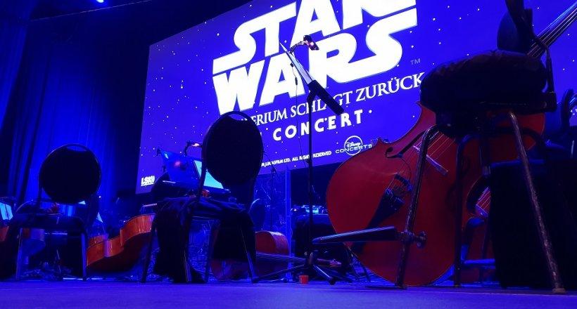 Star Wars V in Concert