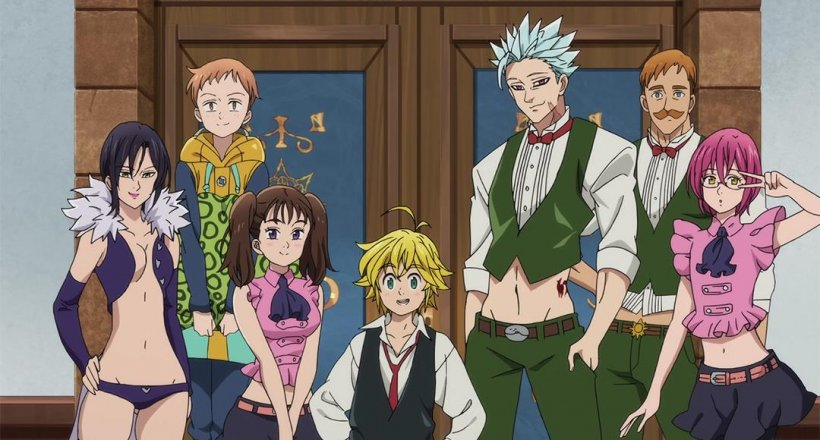 The Seven Deadly Sins Film