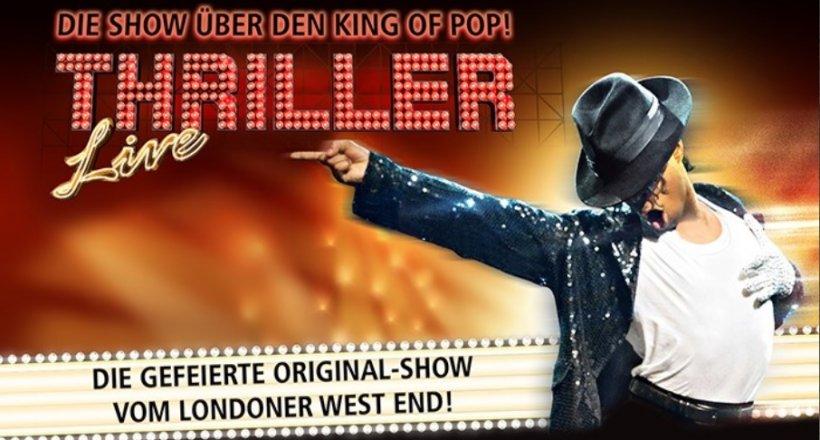 Thriller Live 2019 Wien