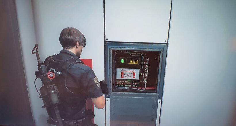 Resident Evil 2 Signal Modulator How to Tipps Tricks Remake