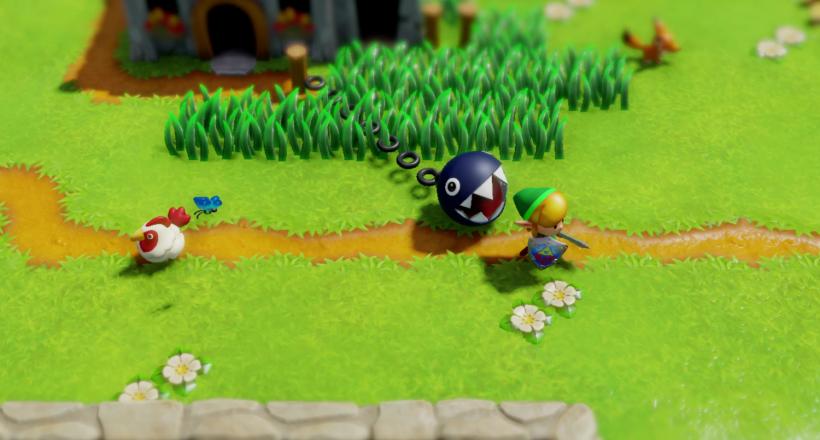 Zelda: Link's Awakening Gameplay E3 2019
