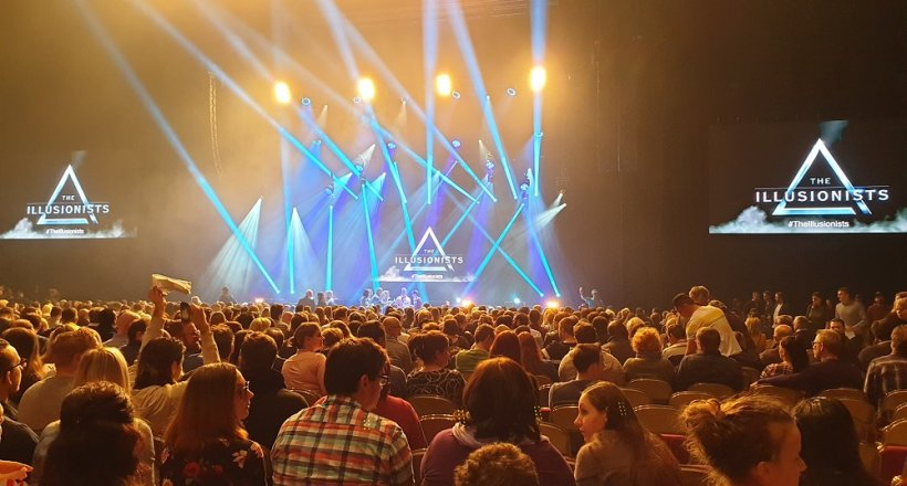 The Illusionists live Tour 2019 Wien Erfahrungsbericht Kritik