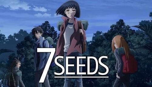 7Seeds Netflix Start Trailer