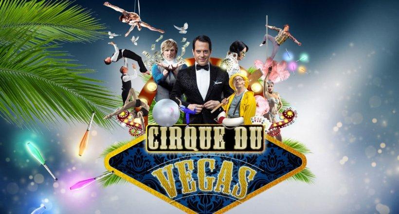 Cirque du Vegas Wien