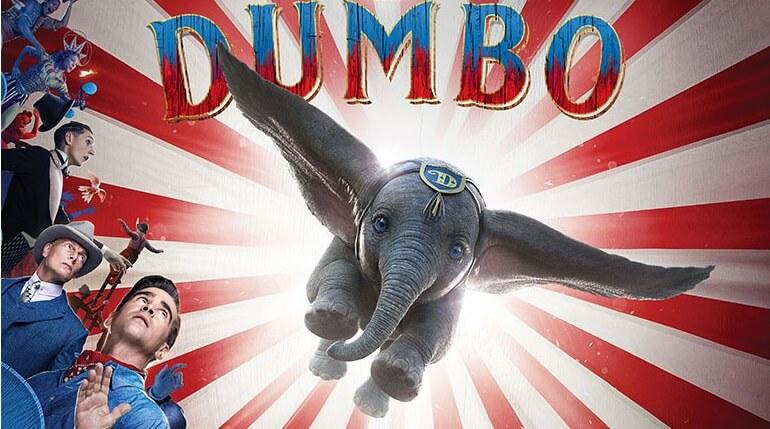 Dumbo Kinostart Gewinnspiel gewinnen kostenlos gratis verlosung verlosen disney