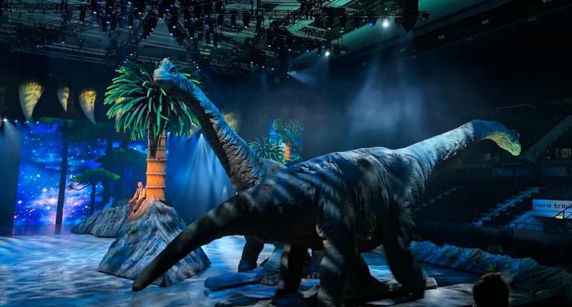Dinosaurier: Im Reich der Giganten