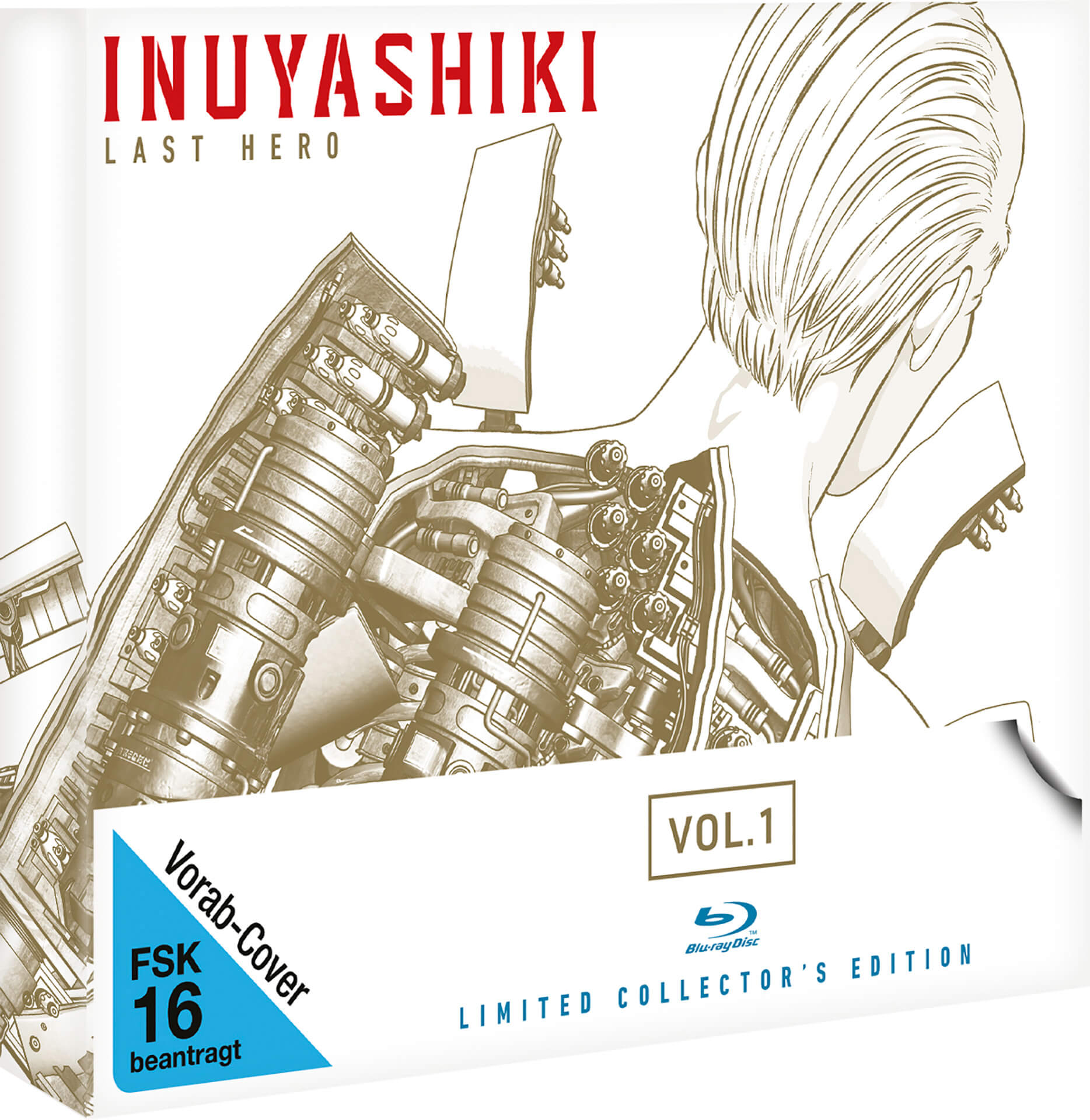 Inuyashiki Last Hero – Vol. 1 – Limited Collector's Edition