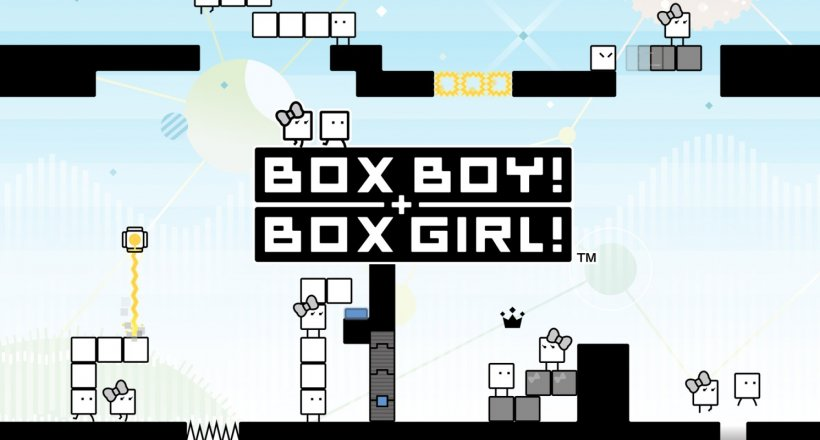 Boxboy! + Boxgirl! Demo