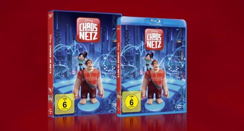 Chaos im Netz DVD Blu-ray