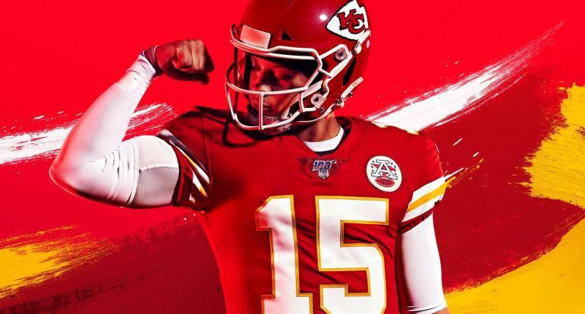 Madden NFL 20 Patrick Mahomes