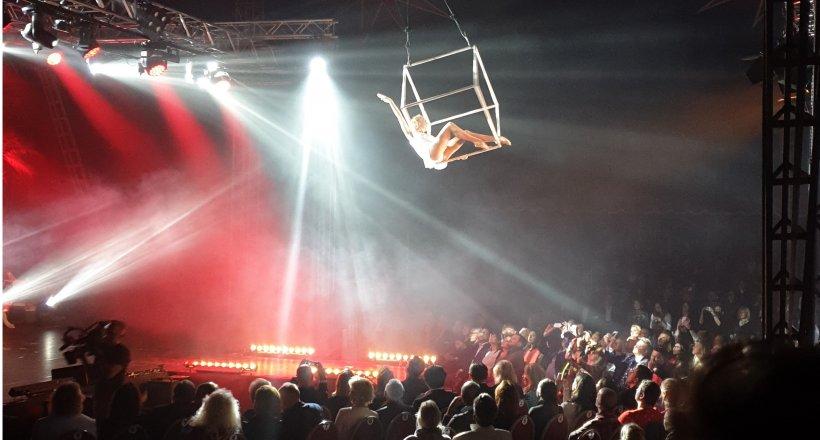 Cirque du Vegas Wien Premiere