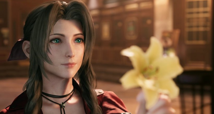 Final Fantasy 7 Remake gamescom 2019 Trailer deutsch