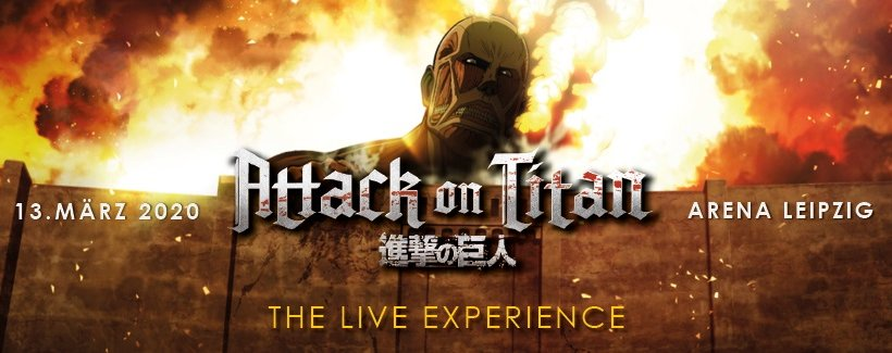 Attack on Titan in Concert