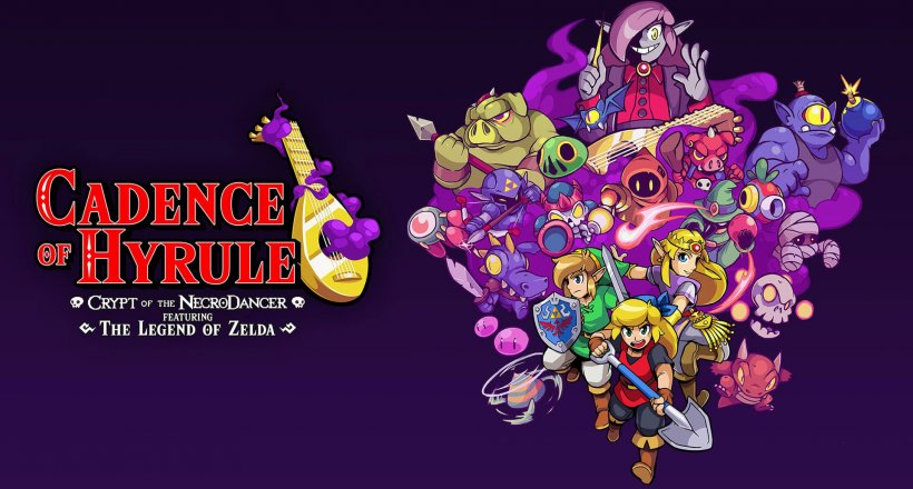 Cadence of Hyrule Gameplay E3 2019