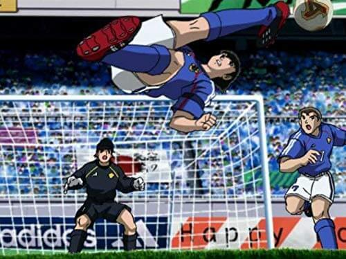 Captain Tsubasa: Super Kickers Blu-ray Test