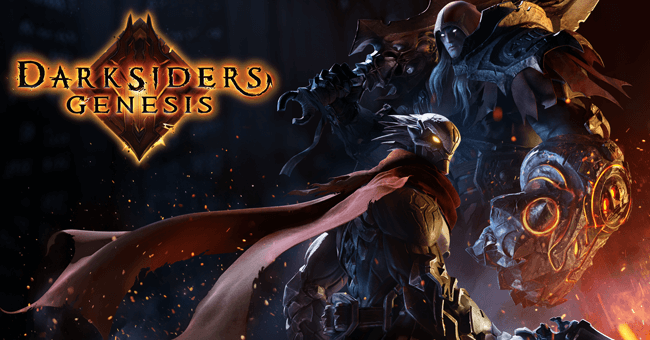 Darksiders Genesis Out Now