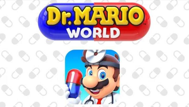 Dr. Mario World Release-Termin