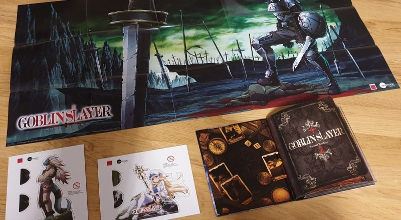 Golin Slayer Vol. 1 und Vol. 2 Test Bericht Review