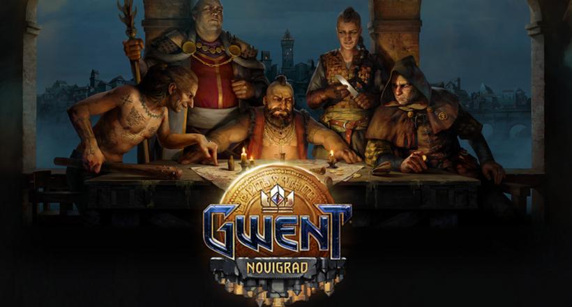Gwent Novigrad DLC gratis kostenlos