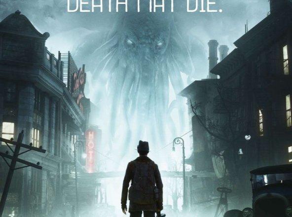 """Bigben und Pegasus Spiele geben ihre Zusammenarbeit in Form eines eigenen The Sinking City Pen & Paper RPG namens """"Schwarze Tiefen"""" bekannt."""