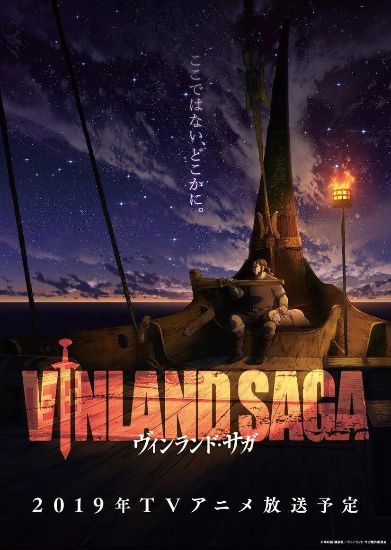 Vinland Saga Key Visual