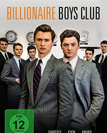 Billionaire Boys Club DVD-/Blu-ray Start