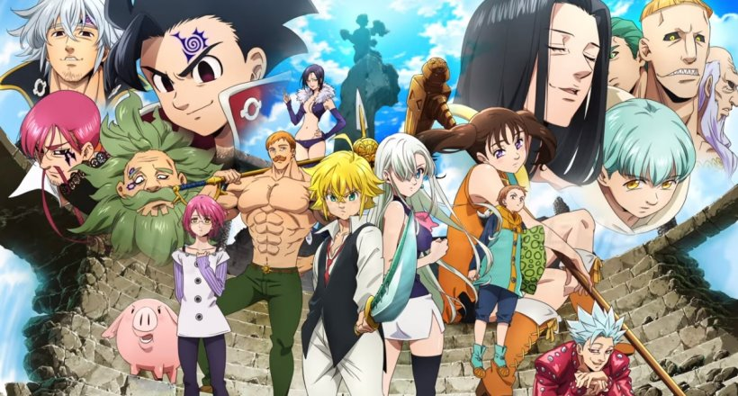 Seven Deadly Sins Staffel 4 Start