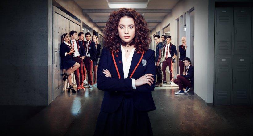 Netflix Élite Season 2 TEaser Start