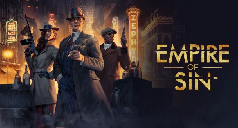 Empire of Sin Gameplay Trailer gamescom 2019