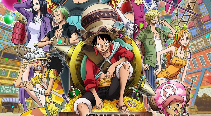 One Piece Stampede deutsch