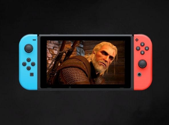 The Witcher 3 Switch Release
