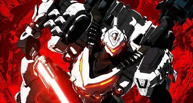 Daemon X Machina Gewinnspiel Verlosung gewinnen gratis kostenlos