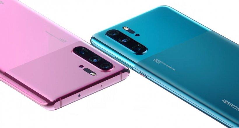 Neue Farben fürs Huawei P30 Pro