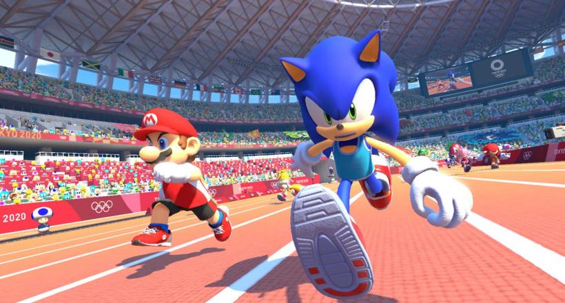 Mario & Sonic bei den Olympischen Spielen Tokyo 2020 Demo