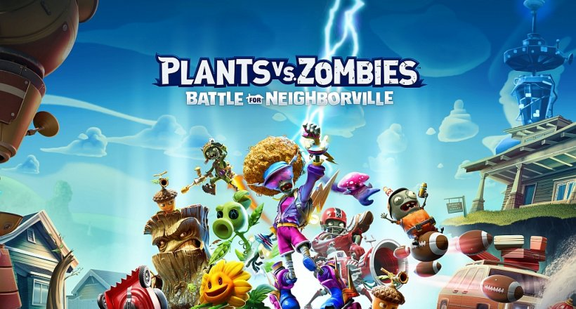 Plants vs. Zombies Schlacht um Neighborville