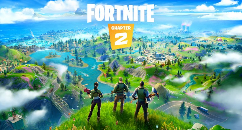 Fortnite 2 Launch