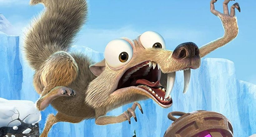 Ice Age Scats Nussiges Abenteuer