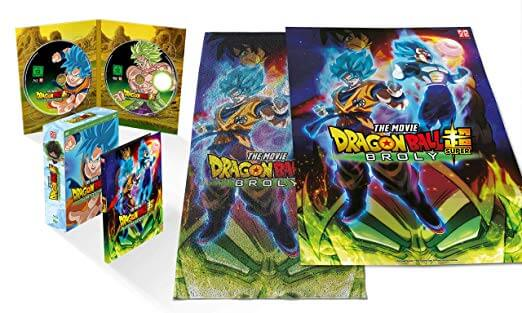 Dragonball Super Broly Limited Edition
