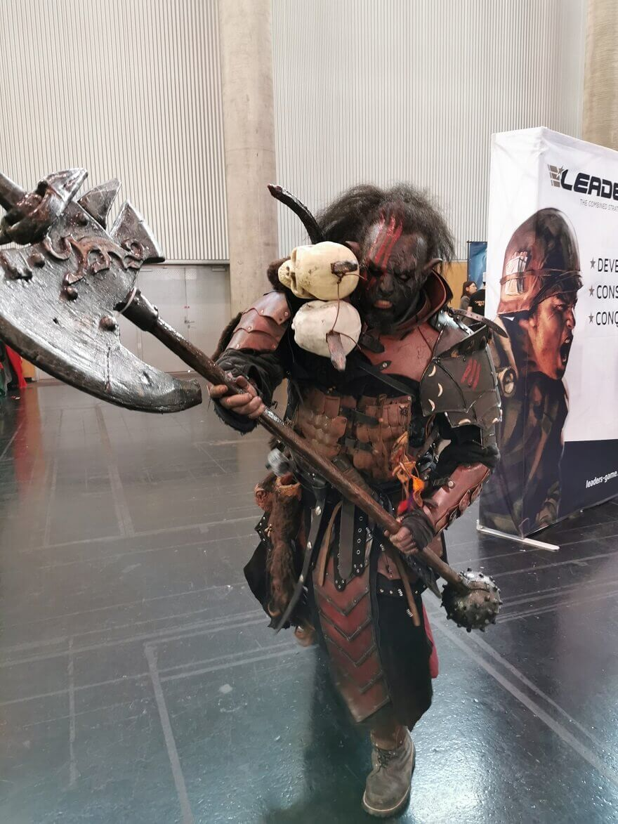 Vienna Comic Con 2019 Cosplay