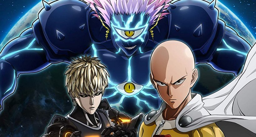 One Punch Man A Hero Nobody Knows Charaktere