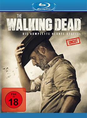 Walking Dead Staffel 9 Gewinnspiel Verlosung