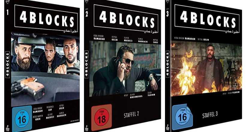 4 Blocks Staffel 1-3