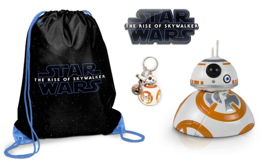 Star Wars: Der Aufstieg Skywalkers Gewinnspiel